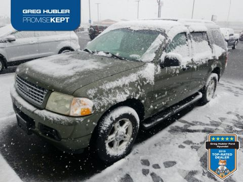 Pre-Owned 2004 Ford Explorer XLT 4WD 4D Sport Utility