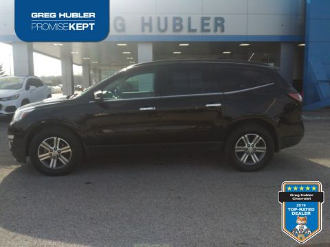 Pre-Owned 2017 Chevrolet Traverse 2LT FWD 4D Sport Utility