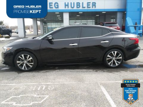 Pre-Owned 2017 Nissan Maxima Platinum FWD 4D Sedan