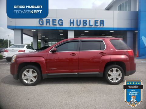 Pre-Owned 2012 GMC Terrain SLT-1 FWD 4D Sport Utility
