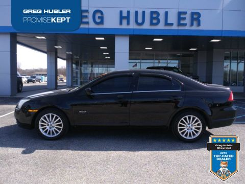 Pre-Owned 2008 Mercury Milan Premier FWD 4D Sedan