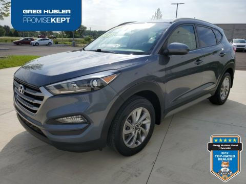 Pre-Owned 2017 Hyundai Tucson SE AWD 4D Sport Utility